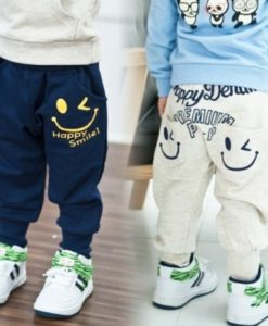 Springtime boys casual pants