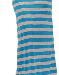 Stripe maxi skirts